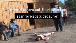 The Great Peckerwood Bikini Shootout