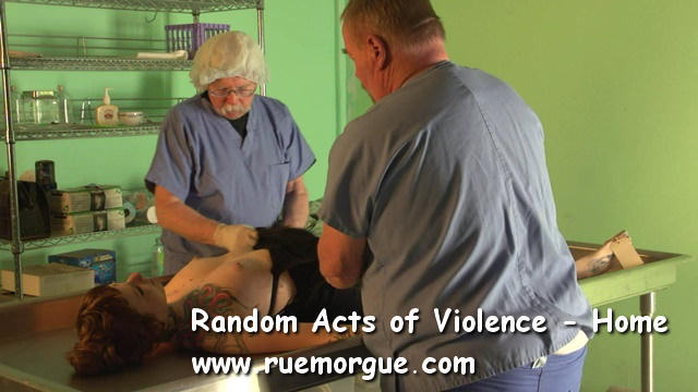 Random Acts of Violence - Home