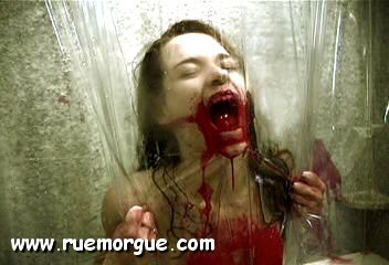Shower Stabbing - Tricia